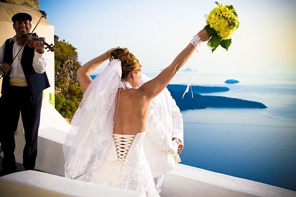 Тематические идеи свадьбы